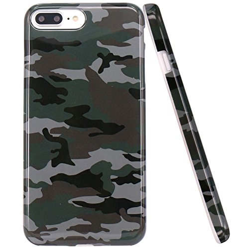 JAHOLAN Camouflage Shockproof Flexible Silicone product image
