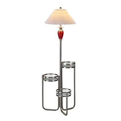 Lámpara de pie Nordic de Madera Maciza Sala de Estar Mesa de ...