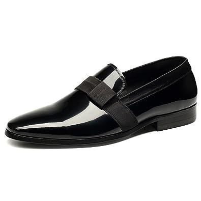 NBWE Chaussures Habillées En Cuir Véritable Pour Hommes,38