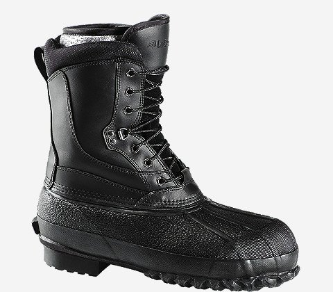 LaCrosse Men's NMT Pac 12 Inch 400G Work Boot, Black, 11 M US - Toe Pac Boot