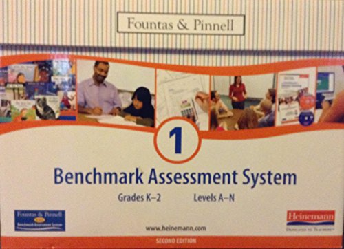 Benchmark Assessment System 1, 2nd Edition