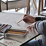 Deluxe Art Set Includes 3 Sketchbooks 150 Sheets