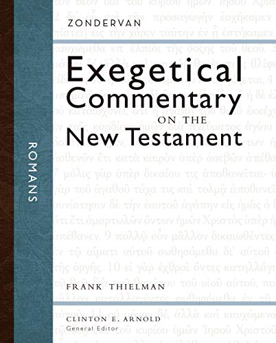 Image of Romans (Zondervan Exegetical Commentary on the New Testament)