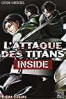 L'Attaque des Titans - Inside: Guide Officiel par Isayama