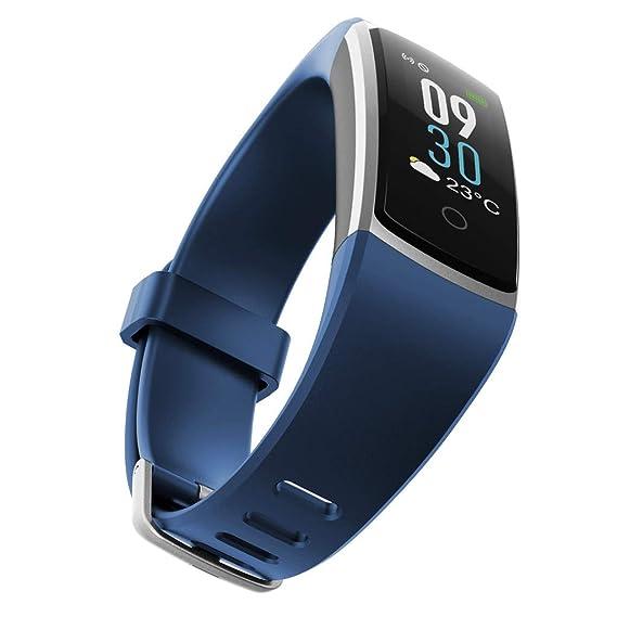 Amazon.com: Smart Wristband Blood Pressure Heart Rate ...