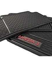 Mazda 3 Tapetes Originales 2019-2020 Uso Rudo CL