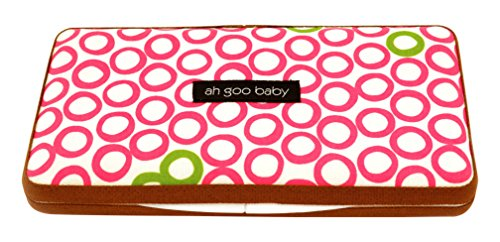 Ah Goo Baby Wipes Case, On-the-Go Travel Size, Bubbles In...