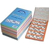 Bingo Karten, 6000 Tickets, für 1-90 Bingo Spiel