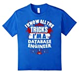 Halloween T-Shirt for Database Engineer