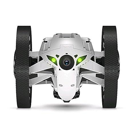 Dok Phone Drone WiFi con cámara integrada Jumping Sumo blanco ...