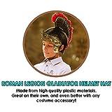 dazzling toys Roman Legion Gladiator Helmet Hat