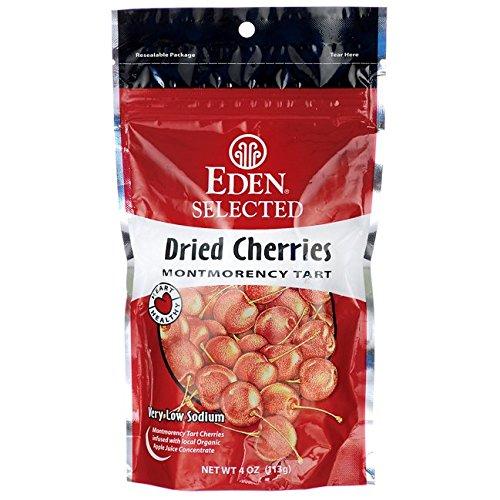 Eden Foods Dried Cherries Montmorency