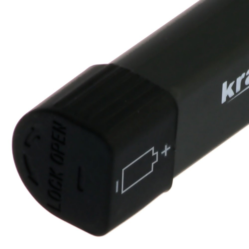Kraftmax W100 LED Pocketlight Arbeitslampe kabellos, Worklight mit Befestigungs-Clip inklusiv Magnet Halterung, Penlight Inspektionslampe ohne Batterien 48828546