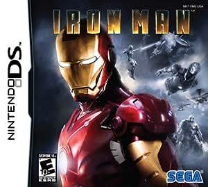Iron Man - Nintendo DS