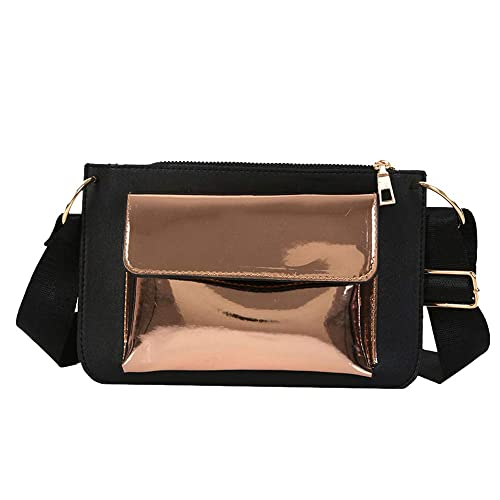 35a17209f8a3 Women's Leather Crossbody, Clearance!AgrinTol Fashion Laser Hit ...
