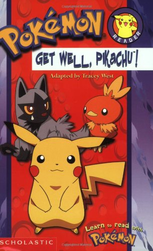 Pokemon: Get Well Pikachu (Level 2) Photo