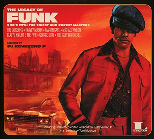 VA - The Legacy Of Funk - (88875198412) - Digipak - 3CD - FLAC - 2016 - WRE Download