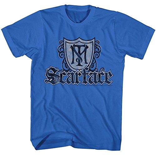 Shar & Guns Scarface Movies Shirt و پیراهن آستین کوتاه بزرگسالان