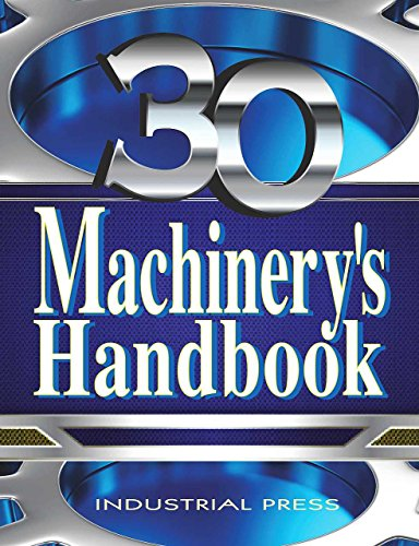 Machinery's Handbook, Toolbox Edition cover