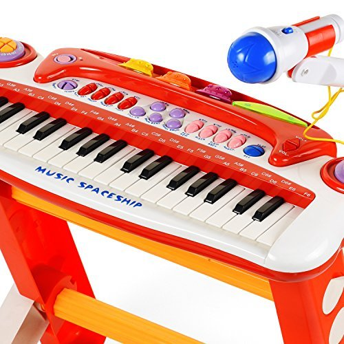 37 Keys Musical Toy Keyboard Instrument Electronic Organ for