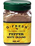 G-Fresh Pepper White (Ground), 100 g