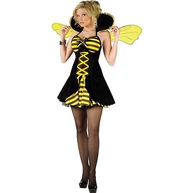 queen bee adult costume sm