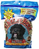 Charlee Bear Chicken Soup & Garden Veggie Dog Treats 16 oz. bag