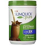 Slimquick Pure Protein Powder Chocolate, 300 Gram
