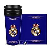 Boelter Brands Global Soccer Real Madrid C.F. Full Wrap Travel Tumbler