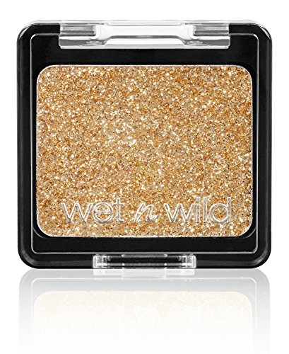 Brass Icon - wet n wild Color Icon Glitter Single, Brass, 0.05 Ounce