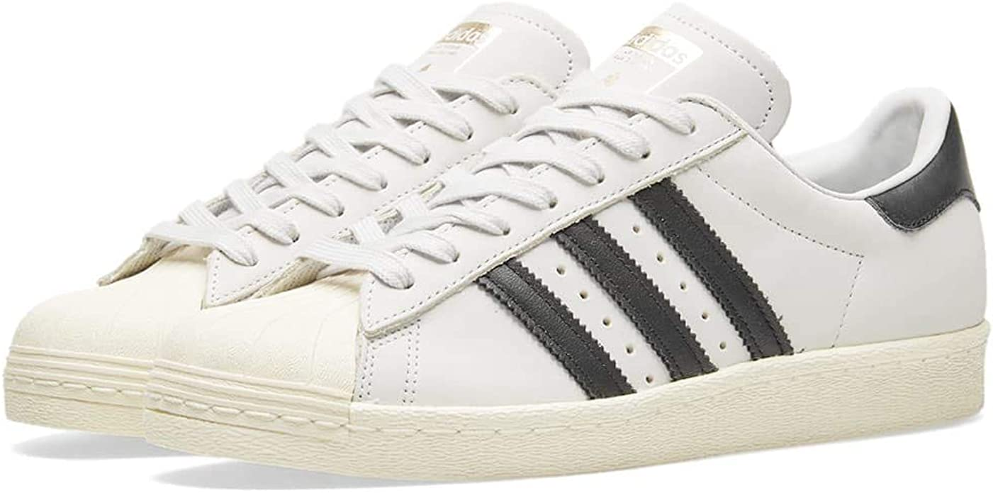 Amazon.com | adidas Originals Women's Superstar 80s Shoes CQ2512 ...