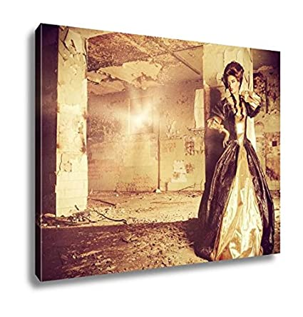 Amazon Ashley Canvas Nobility Wall Art Home Decor Ready To