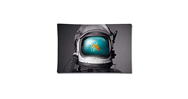 Amazon.com: Mr.Roadman Astronaut Helmet Fish Culture ...
