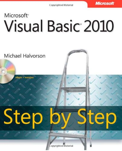 Microsoft. Visual Basic. 2010 Step by Step