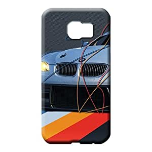 samsung galaxy s6 edge Hybrid New Style pattern phone cover shell Aston martin Luxury car logo super