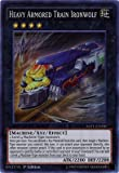 Yu-Gi-Oh / Heavy Armored Train Ironwolf (Super) / Raging Tempest (RATE-EN050) / A English Single individual Card