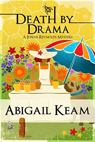 Death By Drama: A Josiah Reynolds Mystery 11 by [Keam, Abigail]