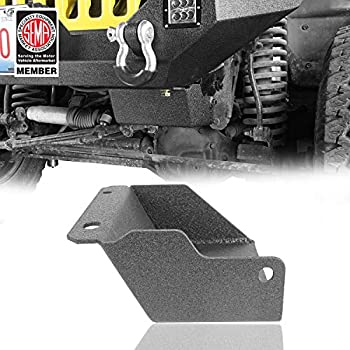 Poison Spyder 14-61-710 Rear Bumper Brace Kit for 97-06 Jeep Wrangler TJ//LJ