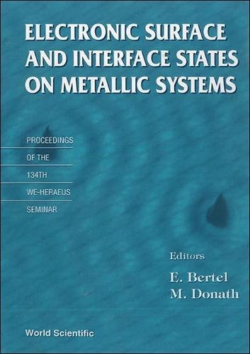 Electronic Surface and Interface States on Metallic Systems: Proceedings of the 134th We-Heraeus Seminar Physikzentrum, Bad Honnef, Germany October 17-20, 1994