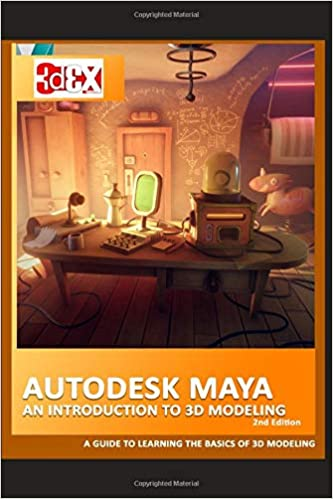 Autodesk Maya - An Introduction to 3D Modeling: Amazon co uk