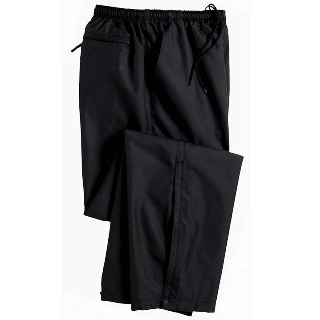Holloway Youth Pacer Micro-Cord Pants (Small, Black) by Holloway