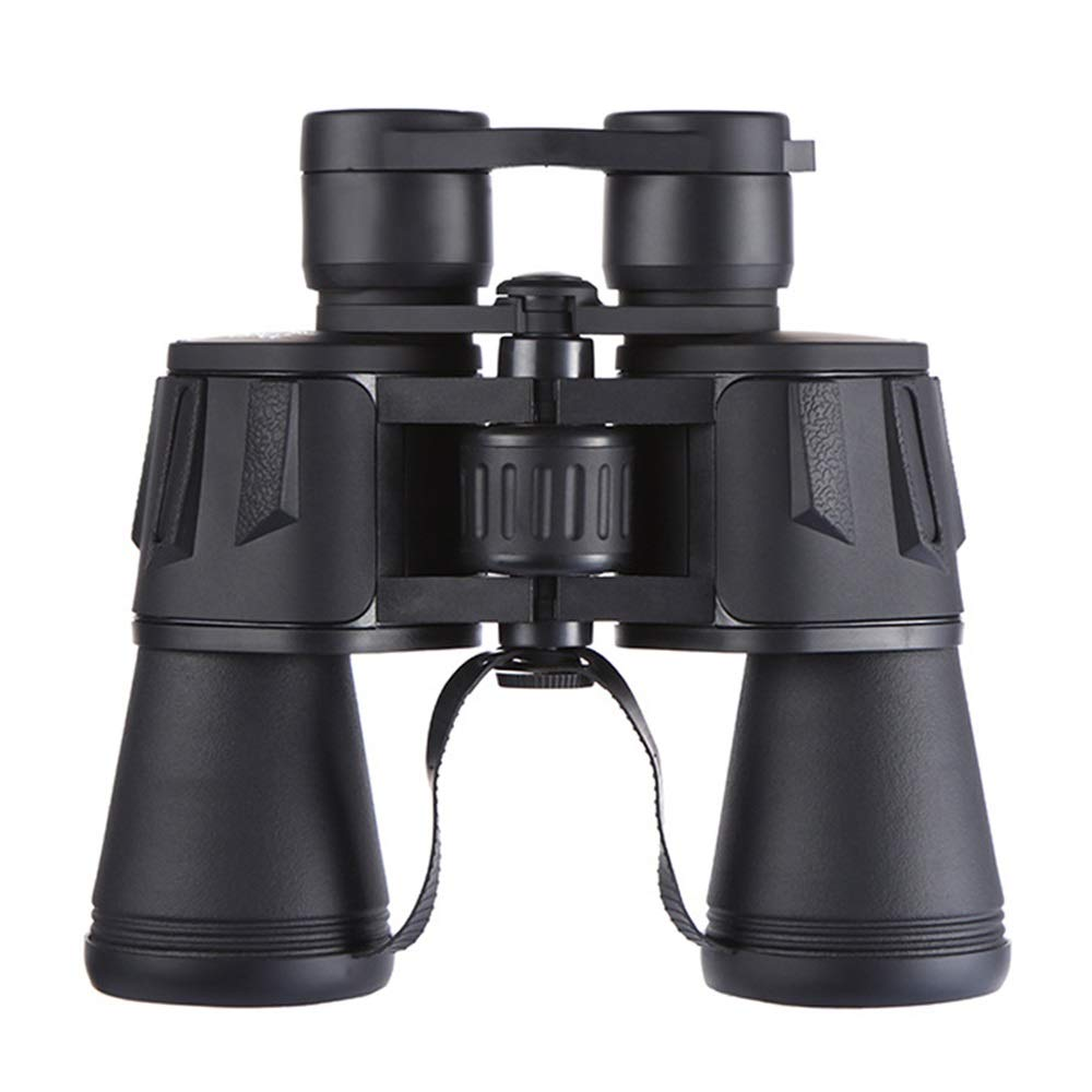 Outdoor Travel Telescope 20X50 Double Tube High Power HD Telescope Outdoor Low Light Level Night Vision Telescope Coating 10 Times Magnification Large Diameter Wide Angle 61mm Objective Lens Waterproo by YITEJIA
