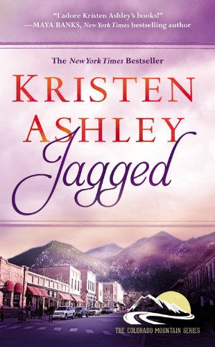book cover of Jagged