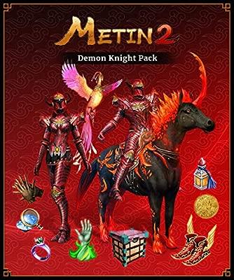 Metin2: Paquete del caballero demoníaco (código): Amazon.es ...