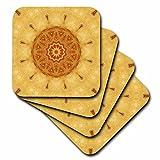 Best 3dRose Garden Gifts - 3dRose cst 42499 3 Garden Circle Gift Mandala-Ceramic Review