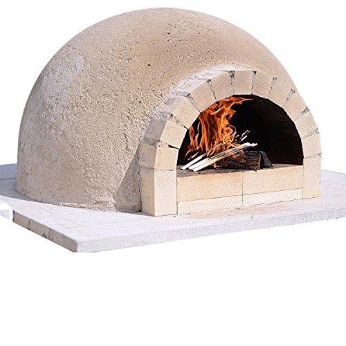 スペースファクトリー 自分で作れるドーム型ピザ窯 D700 スタンダード 『ピザ窯DIY』『現地組立品』 B00P7J78G8