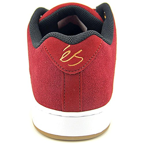 Es Accel Slim Shoes - Black Red XXyY5vL1