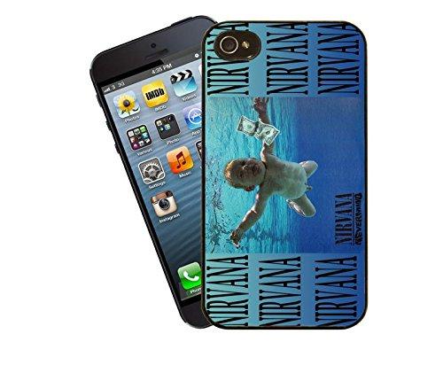 Nirvana Design 2iPhone Fall–dieses Cover passt Apple Modell 5und 5S–von Eclipse Geschenk Ideen
