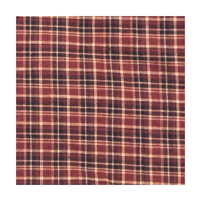 Plaid Bed Skirt / Dust Ruffle Size: (Cottage Plaid Bedskirt)