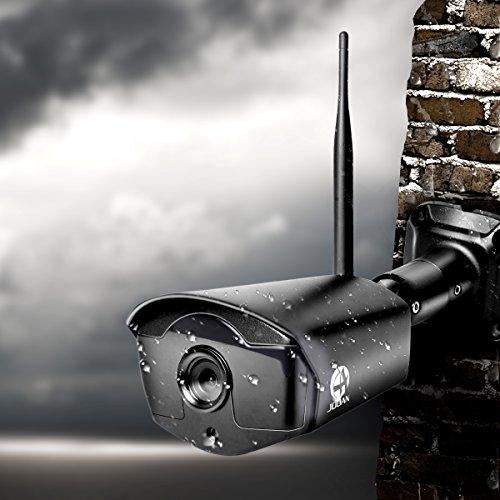 Jooan 1080p Wireless Security Camera Wifi Outdoor Network